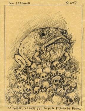 Christopher Ulrich - Pan's Labyrinth (La Sangre, las Balas y el Pan en la España de Franco)