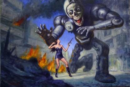 Dave Lebow - Destructive Love