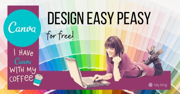design with Canva, easy and free