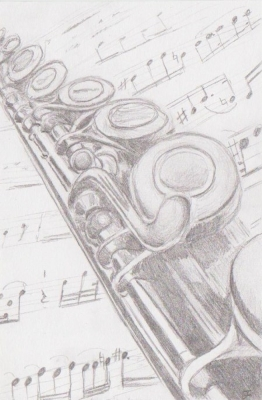 Drawing Flute