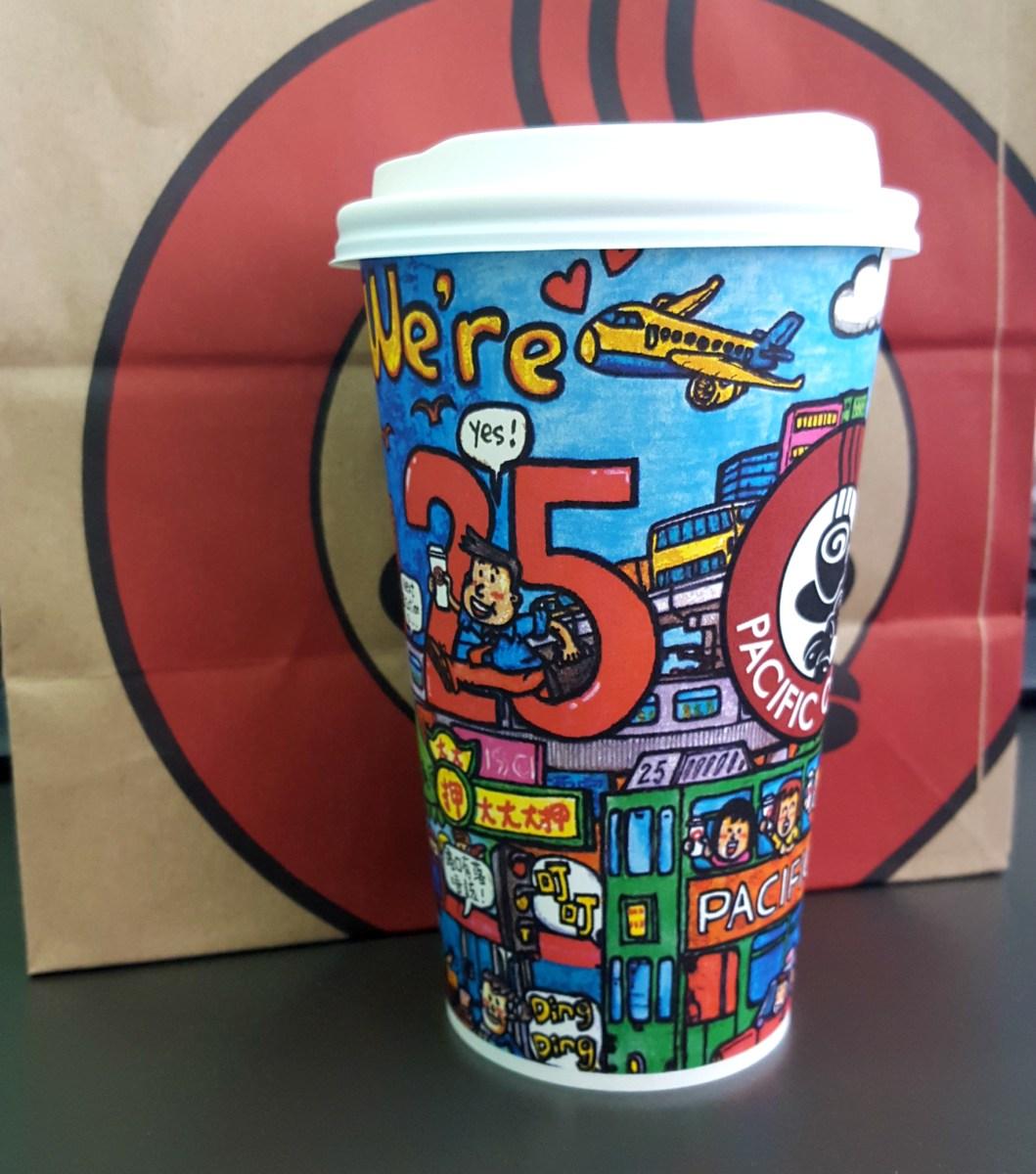 Pacific Coffee 25週年 買一送一! 只限今天   LamaCity.com