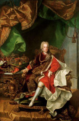 Correva l'anno 1708