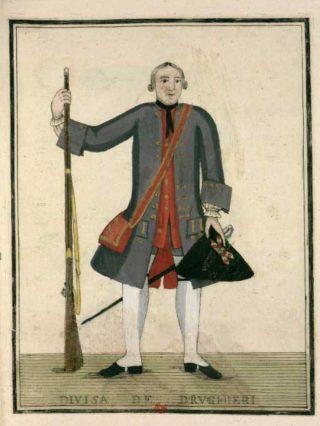 Correva l'anno 1743