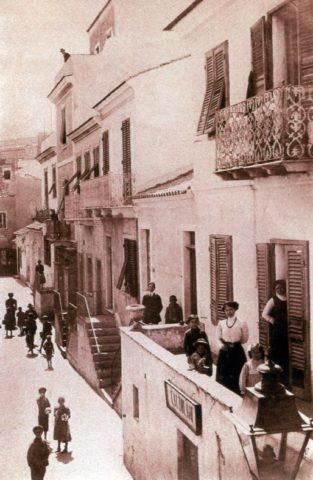 Correva l'anno 1911