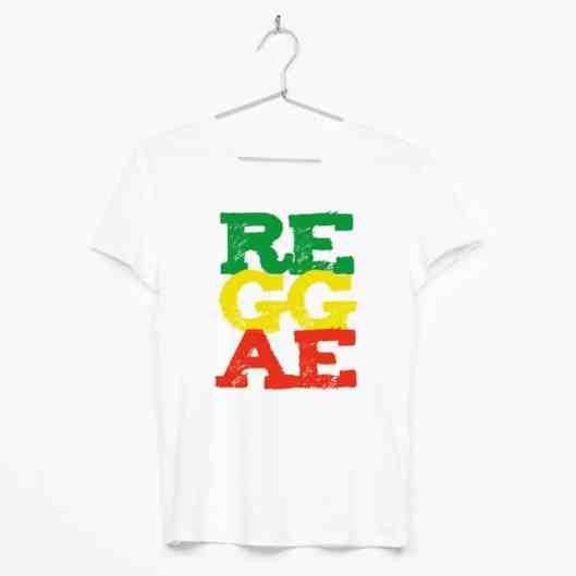 Reggae Tipografía