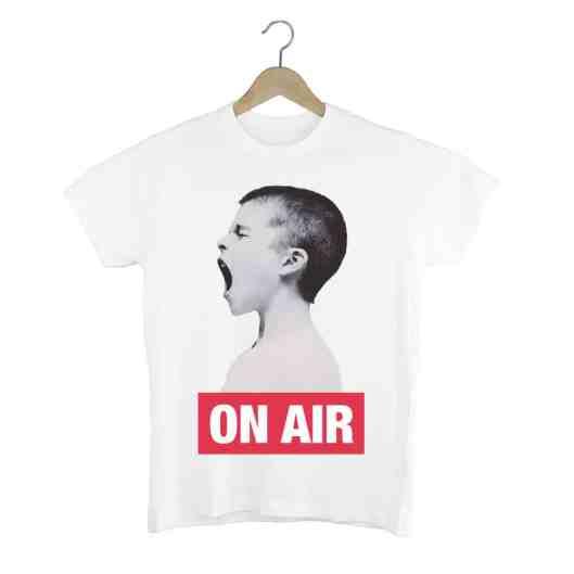 Camiseta Screaming On Air