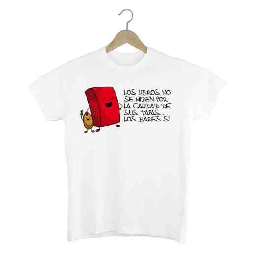 Camiseta Tapas