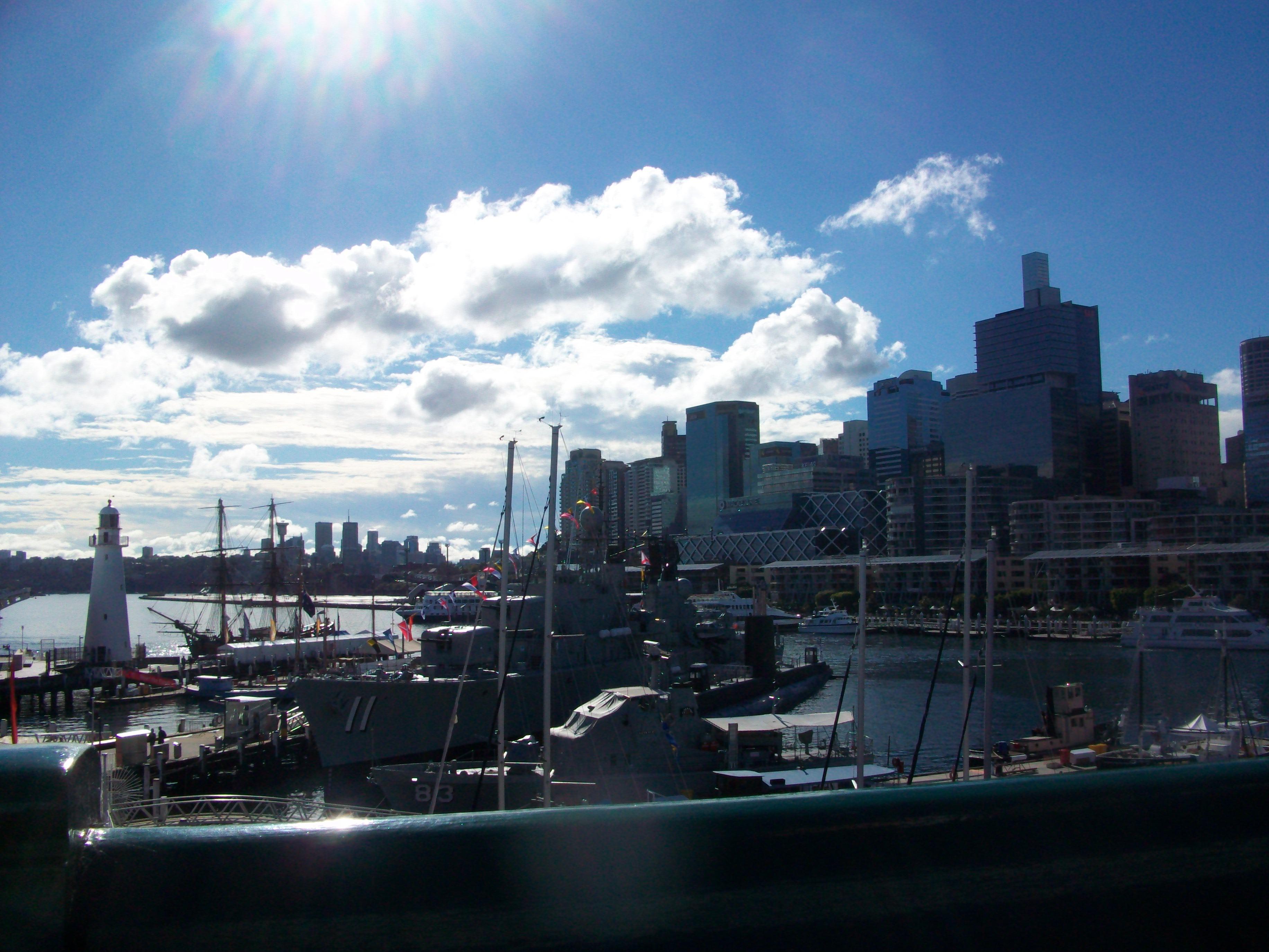 La luce di Sydney