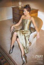 robe-de-mariee-dorée