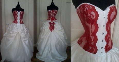 robe-de-mariee-rouge-et-blanche