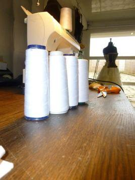 Atelier de confection de robes de mariées atelier-fils