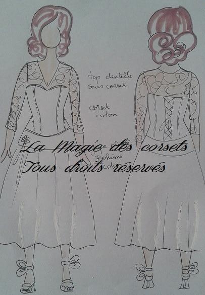 robe de mariee boheme