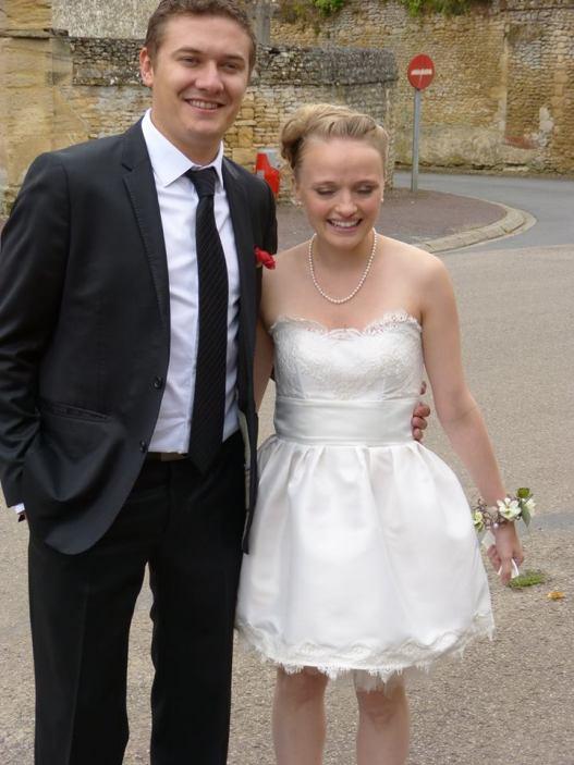robe de mariée nuage