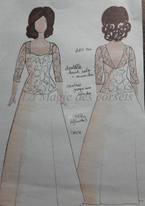 creation-robe-sur-mesure-Croquis