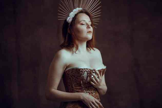 corset traditionnel sur mesure