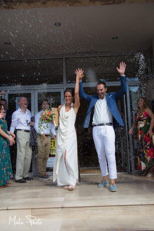 robe de mariée ethnique