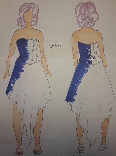 La robe de cocktail médiévale