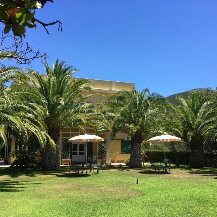 La villa - B&B La Magnolia - Ingurtosu, Sardegna