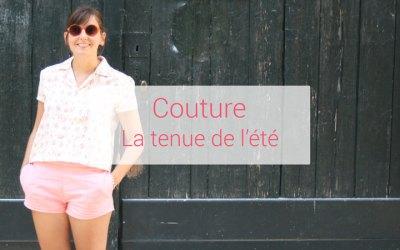 La tenue de l'été : chemise et short !