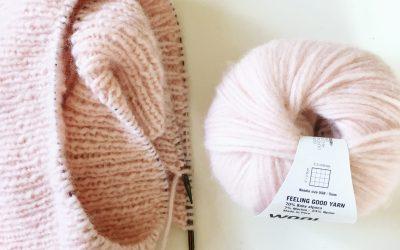 Lire une étiquette de pelote de laine
