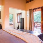 Phuti Lodge - room