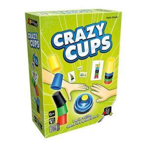 Crazy Cups 2 à 4 joueurs 6 ans +