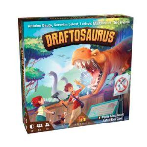 Draftosaurus 2 à 5 joueurs 8 ans +