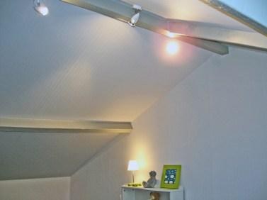 Plafond placo