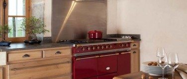 kitchen salamander cabinets in stock lacanche french range cookers | hand-crafted & completely ...