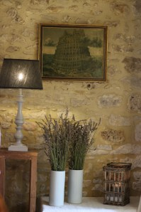 Decoration Chabre Truffe