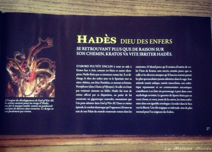 Hadès Greek Mythology