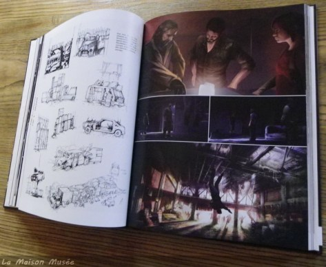 Explications Pieges Bill The Last of Us