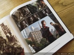 Promotion Lithographie The last of us artwork