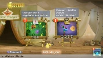 Defi du Jour Rayman Legends Apport