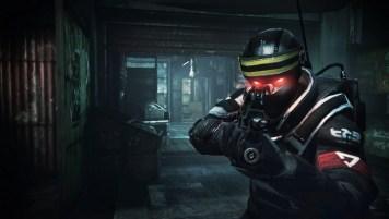KillZone Mercenary PS Vita Art Work Graphismes