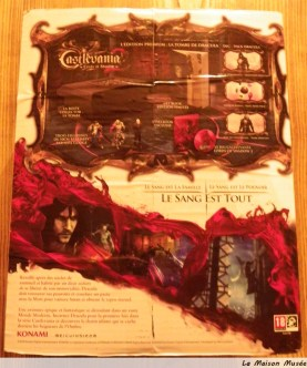 Emballahe Castlevania Lords of Shadow 2