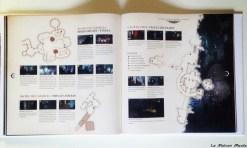 """Le Guide officiel s'achève sur la part des """"Secrets""""."""