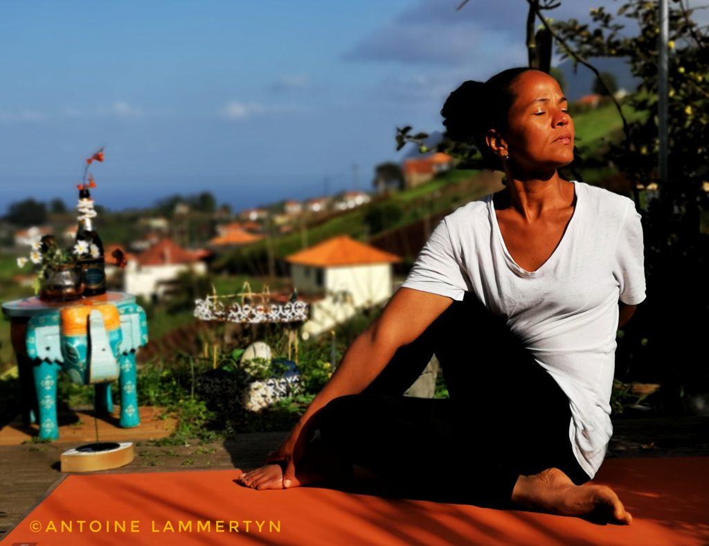 Yoga avec CIlene