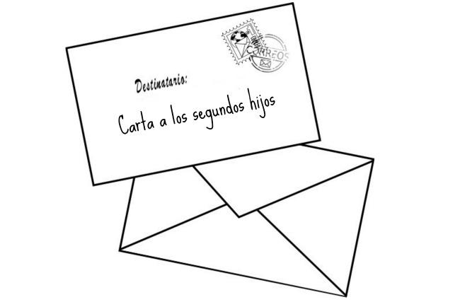 carta segundos hijos