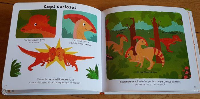 Baby enciclopedia dinosaurios