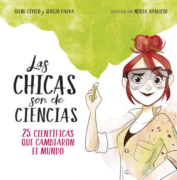AS CHICAS SON DE CIENCIAS