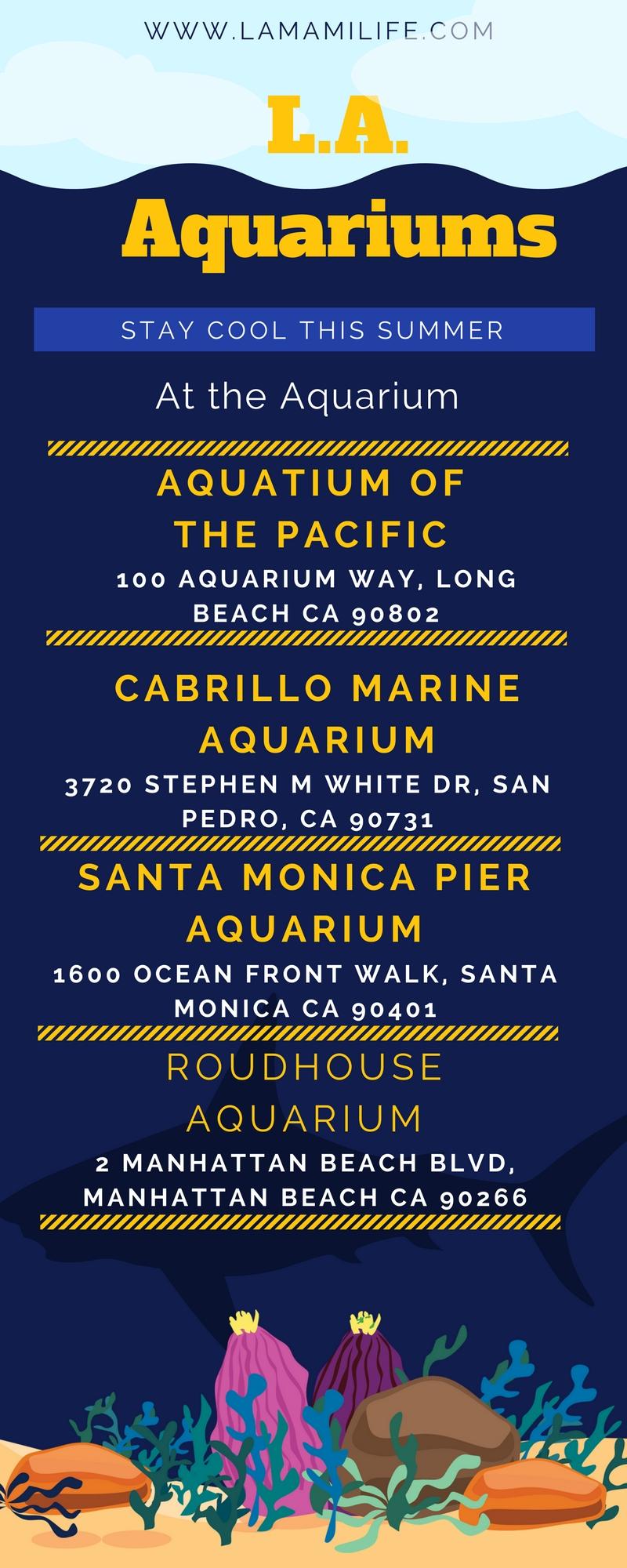 L.A. Aquariums