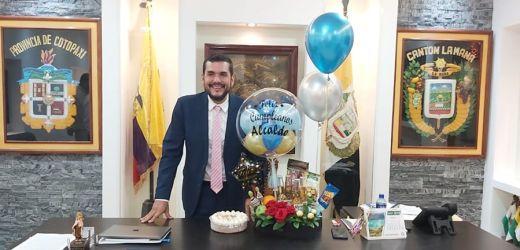 Cumpleaños del Sr. Alcalde