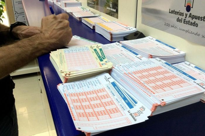 Un alberqueño da una hostia al de la lotería porque no le dio el boleto de la primitiva premiado