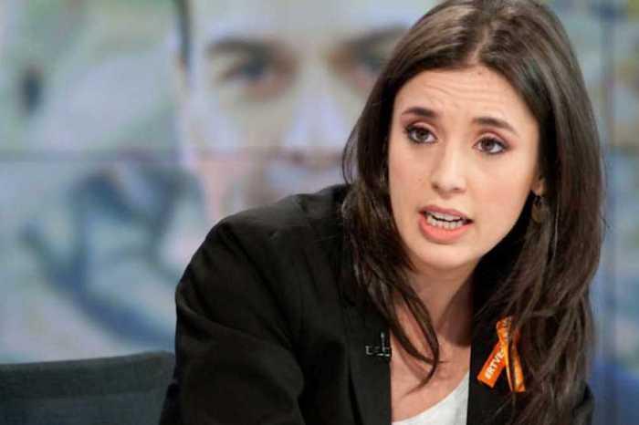 """Podemos CLM, según Irene Montero,  será """"Podemos y Podemas"""" en 2019"""