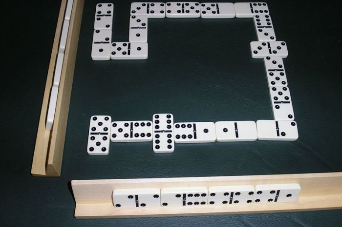 Desde el próximo mes será obligatorio el ojo de halcón en las partidas de domino en el hogar del jubilado de Las Mesas