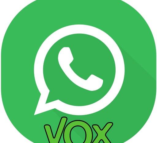 Los fachas manchegos que usen WhatsApp solo podrán mandar mensajes de VOX