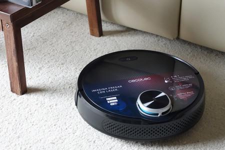 Un podador rompe el Roomba de su mujer tras llevársela al campo para que podara por el