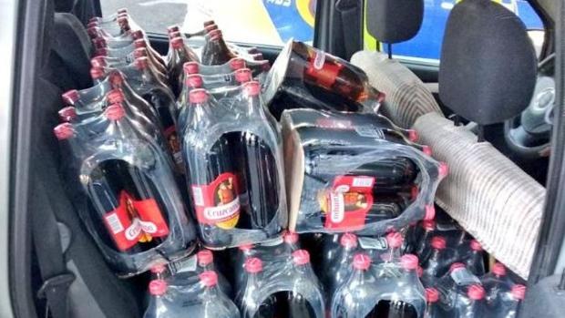 Una mujer de Argamasilla pide el divorcio a su marido tras ir a hacer la compra de la semana y aparecer únicamente con 3 palets de cerveza