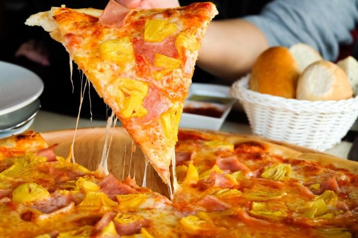 El 95% de los padres manchegos prefiere la pizza con piña que a sus hijos